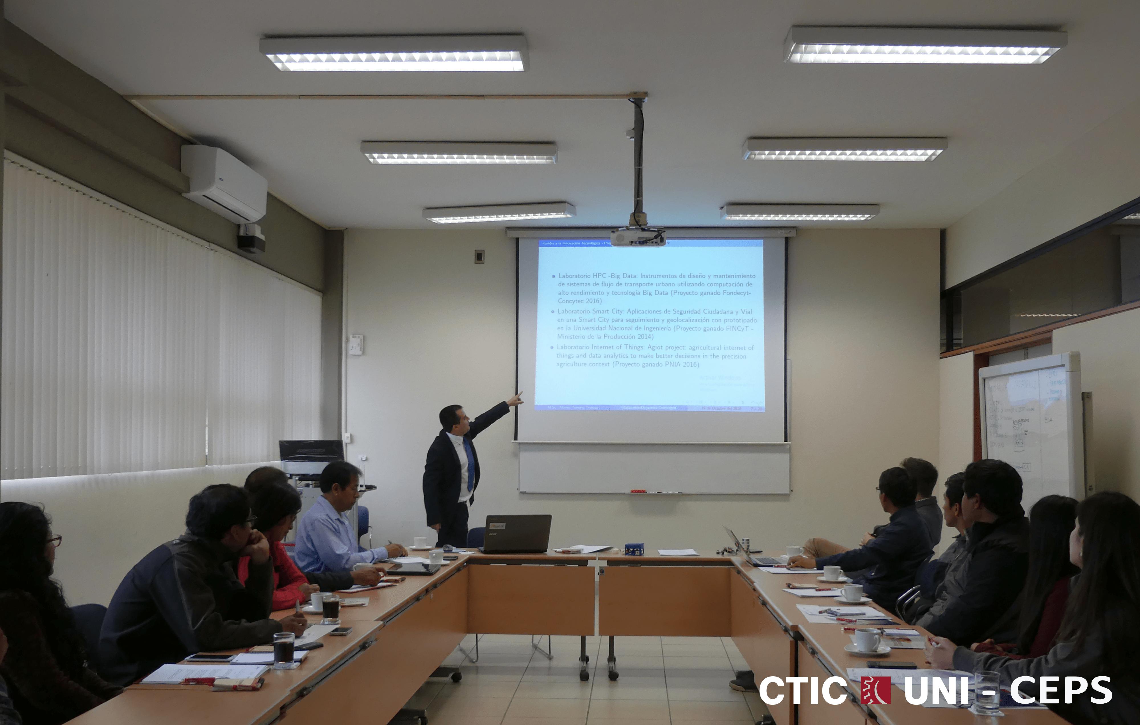 Thumbnail for the post titled: CTIC diseña aplicativo para gestión de residuos en Lima Norte
