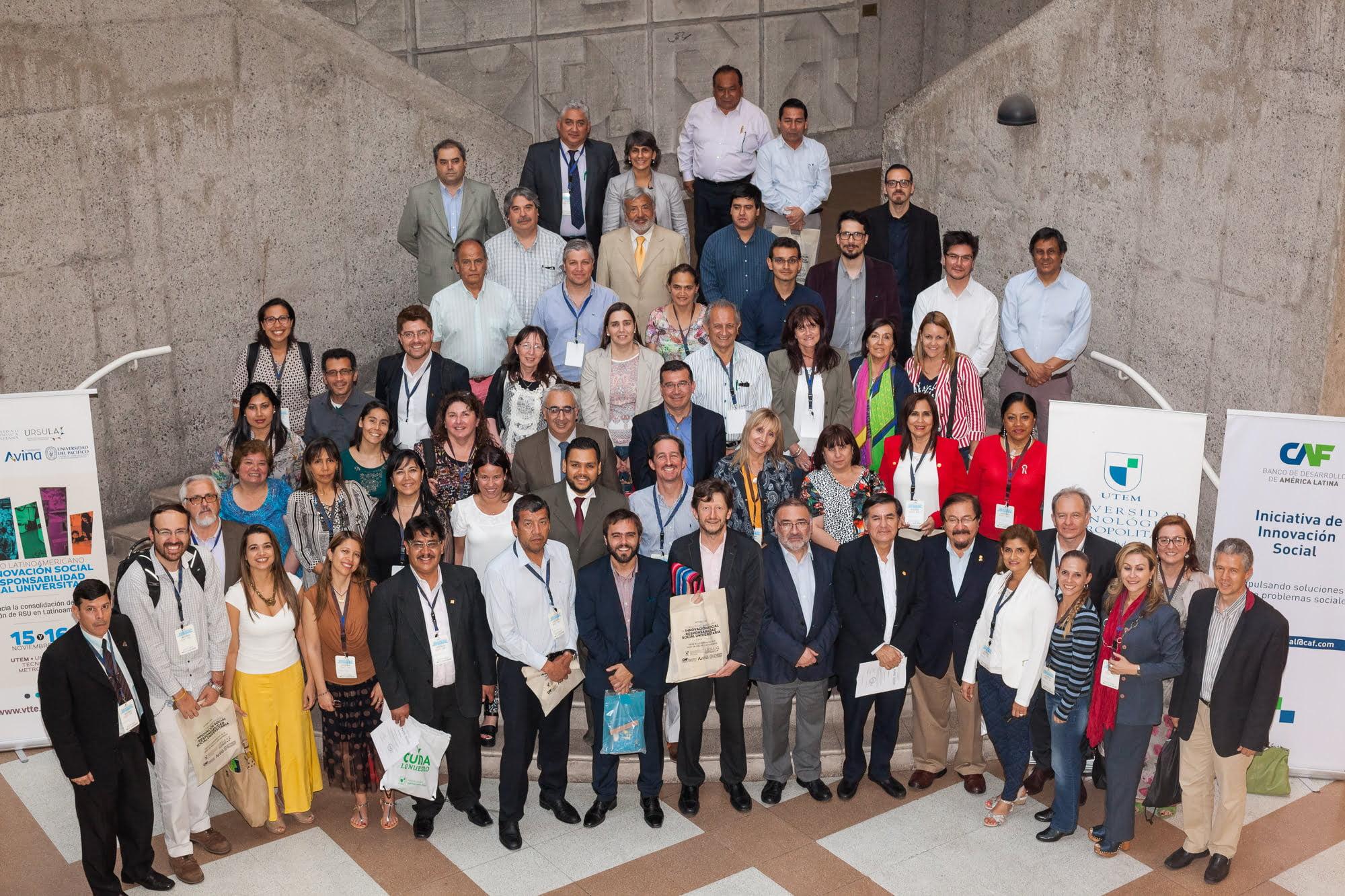 Thumbnail for the post titled: Integración de la UNI a Unión de RSU de América Latina