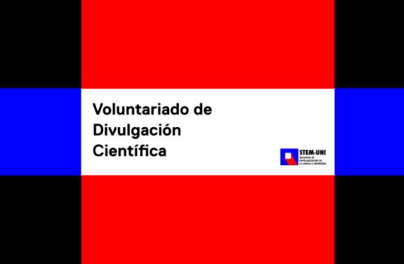 Thumbnail for the post titled: Voluntariado de Divulgación y Comunicación Científica